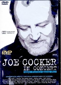 Joe Cocker in Concert - Poster / Capa / Cartaz - Oficial 1