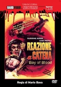 Banho de Sangue - Poster / Capa / Cartaz - Oficial 5