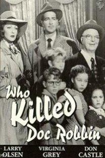 Who Killed Doc Robbin - Poster / Capa / Cartaz - Oficial 3