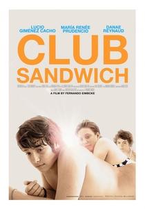 Club Sándwich - Poster / Capa / Cartaz - Oficial 2