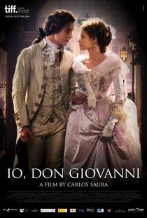 Io, Don Giovanni - Poster / Capa / Cartaz - Oficial 1