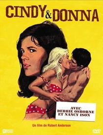 Cindy & Donna - Poster / Capa / Cartaz - Oficial 1