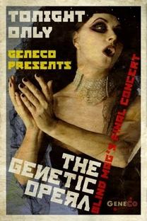 Repo! The Genetic Opera - Poster / Capa / Cartaz - Oficial 2