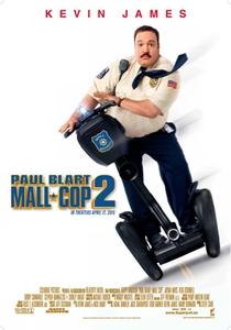 Segurança de Shopping 2 - Poster / Capa / Cartaz - Oficial 3