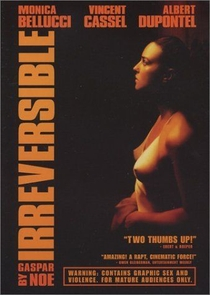 Irreversível - Poster / Capa / Cartaz - Oficial 5