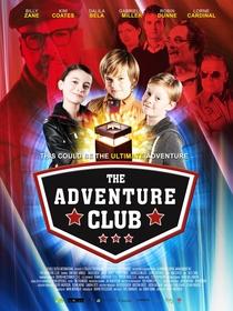 The Adventure Club - Poster / Capa / Cartaz - Oficial 1