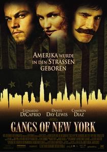 Gangues de Nova York - Poster / Capa / Cartaz - Oficial 5