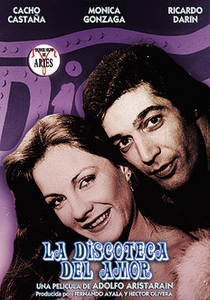 A discoteca do amor - Poster / Capa / Cartaz - Oficial 1