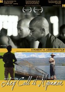 Eles a Chamam de Mianmar: Levantando a Cortina - Poster / Capa / Cartaz - Oficial 2