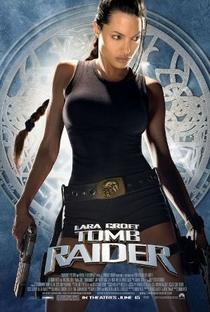 Lara Croft: Tomb Raider - Poster / Capa / Cartaz - Oficial 3