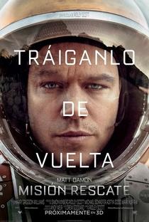 Perdido em Marte - Poster / Capa / Cartaz - Oficial 14