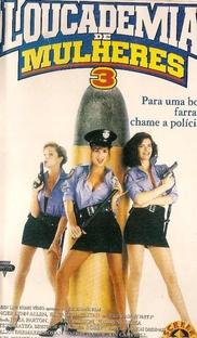 Loucademia de Mulheres 3 - Poster / Capa / Cartaz - Oficial 1