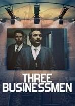Three Businessmen - Poster / Capa / Cartaz - Oficial 1