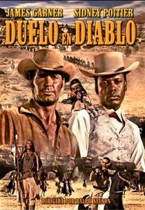 Duelo em Diablo Canyon - Poster / Capa / Cartaz - Oficial 4