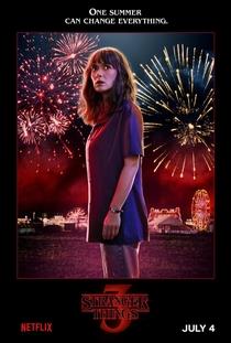 Stranger Things (3ª Temporada) - Poster / Capa / Cartaz - Oficial 12