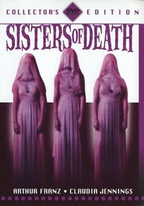 Sisters of Death - Poster / Capa / Cartaz - Oficial 1