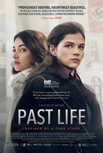 Vida Passada - Poster / Capa / Cartaz - Oficial 1