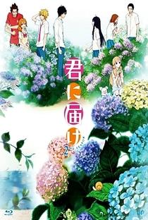 Kimi ni Todoke (2ª Temporada) - Poster / Capa / Cartaz - Oficial 4
