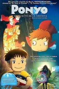 Ponyo: Uma Amizade que Veio do Mar - Poster / Capa / Cartaz - Oficial 11