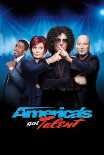 America's Got Talent (7ª Temporada) - Poster / Capa / Cartaz - Oficial 1