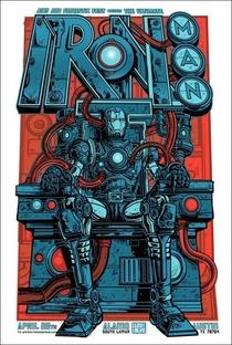 Homem de Ferro 2 - Poster / Capa / Cartaz - Oficial 14