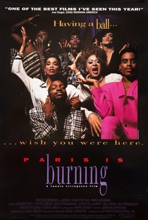Paris is Burning - Poster / Capa / Cartaz - Oficial 5