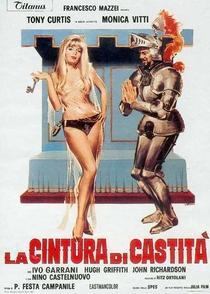 O cinturão de castidade - Poster / Capa / Cartaz - Oficial 1