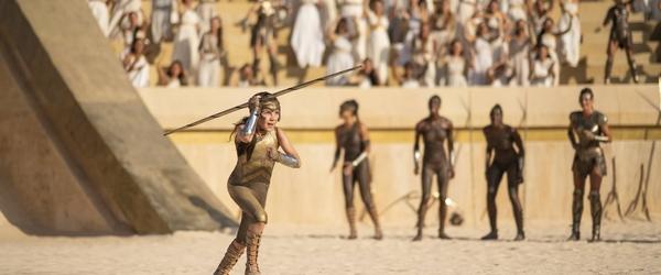 Atletas participam de Mulher-Maravilha 1984; Assista cena!