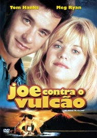 Joe Contra o Vulcão - Poster / Capa / Cartaz - Oficial 3