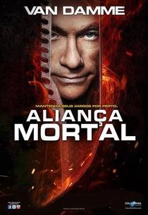 Aliança Mortal - Poster / Capa / Cartaz - Oficial 2