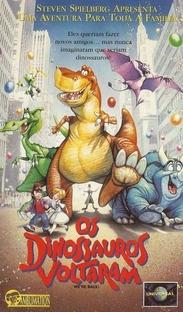 Os Dinossauros Voltaram - Poster / Capa / Cartaz - Oficial 2