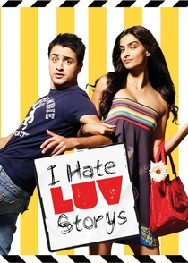 I Hate Luv Storys - Poster / Capa / Cartaz - Oficial 1