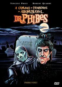 A Vingança do Dr. Phibes - Poster / Capa / Cartaz - Oficial 8