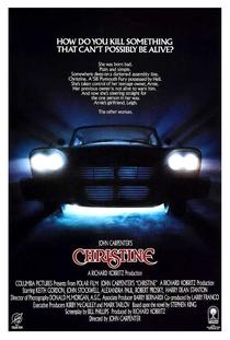 Christine, O Carro Assassino - Poster / Capa / Cartaz - Oficial 2