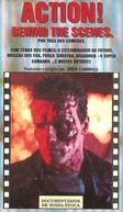 Por Trás das Câmeras (The Making of... 'Lifeforce', 'Terminator', 'Braddock'...)