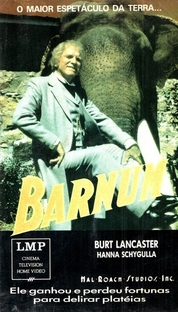 Barnum - Poster / Capa / Cartaz - Oficial 1