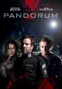 Pandorum - Poster / Capa / Cartaz - Oficial 8