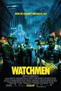 Watchmen: O Filme - Poster / Capa / Cartaz - Oficial 1