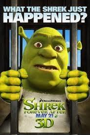 Shrek Para Sempre  - Poster / Capa / Cartaz - Oficial 3