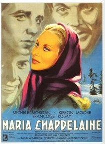 Maria Chapdelaine - Poster / Capa / Cartaz - Oficial 1