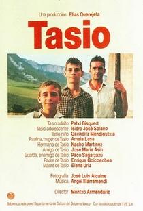 Tasio      - Poster / Capa / Cartaz - Oficial 1