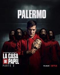 La Casa de Papel (Parte 3) - Poster / Capa / Cartaz - Oficial 10
