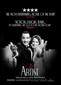 O Artista - Poster / Capa / Cartaz - Oficial 4
