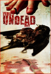 Virus Undead - Poster / Capa / Cartaz - Oficial 1