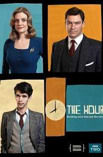 The Hour (1ª Temporada) - Poster / Capa / Cartaz - Oficial 1