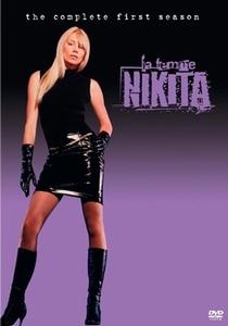 La Femme Nikita (1ª Temporada) - Poster / Capa / Cartaz - Oficial 1