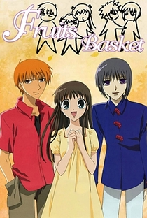 Fruits Basket - Poster / Capa / Cartaz - Oficial 39