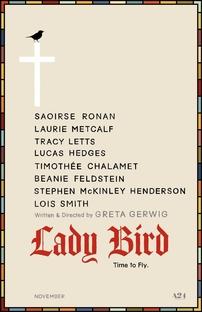 Lady Bird: A Hora de Voar - Poster / Capa / Cartaz - Oficial 5
