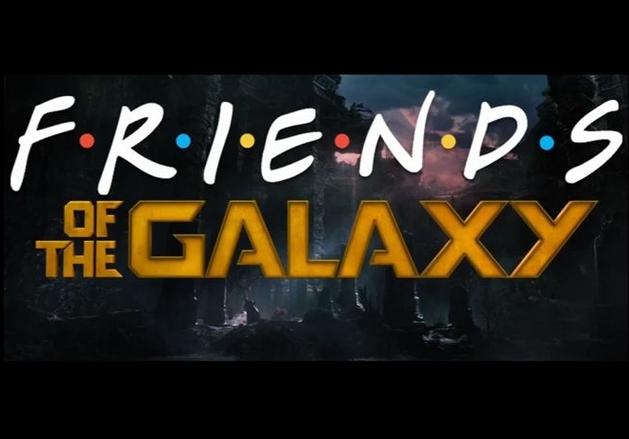 Friends of the Galaxy: veja uma mistura de Friends com Guardiões da Galáxia