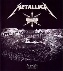 Metallica - Français pour une nuit - Poster / Capa / Cartaz - Oficial 1